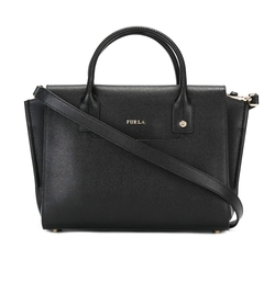 Small Linda Carry-All Tote Bag by Furla in The Fate of the Furious