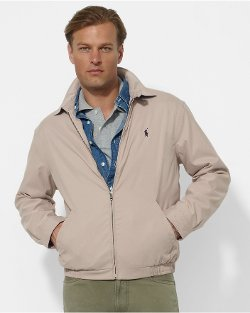 Bi-Swing Windbreaker Jacket by Ralph Lauren in Run All Night