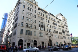 New York City, New York by Bergdorf Goodman Building - 754 5th Avenue in Top Five