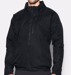 Tactical Signature Bomber Jacket by Under Armour in The Fate of the Furious