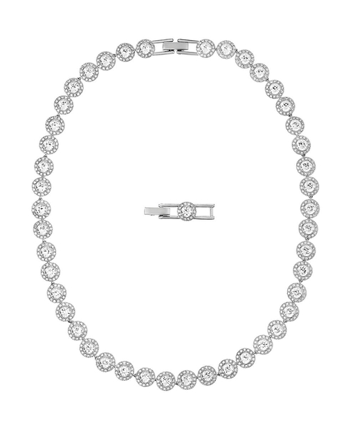 Angelic Crystal Necklace by Swarovski in The Mick