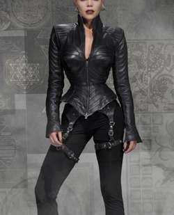 Atomica Jacket by Ritual in The Flash
