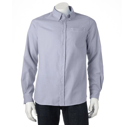 Casual Button-Down Shirt by Red Snap in McFarland, USA