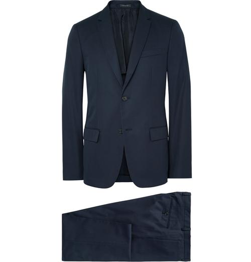 Slim-Fit Cotton Suit by Jil Sander in Suits - Season 5 Episode 15
