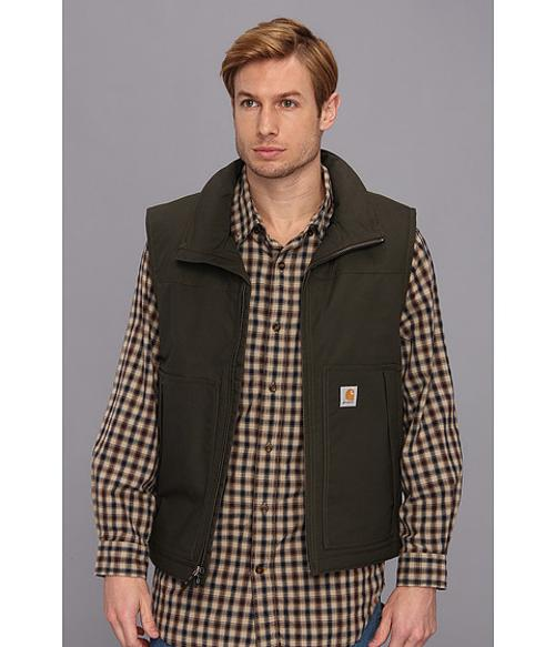 Quick Duck Woodward Vest by Carhartt in The Wolverine