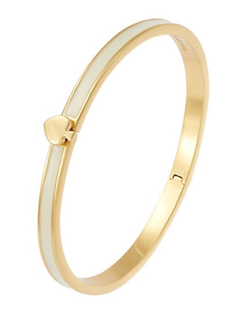 Thin Hinge Spade Bangle Bracelet by Kate Spade New York in Pretty Little Liars