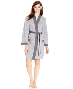 Short Lightweight Knit Robe by Charter Club in Supergirl