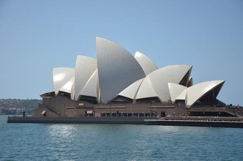Sydney Opera House Sydney, Australia in X-Men: Apocalypse