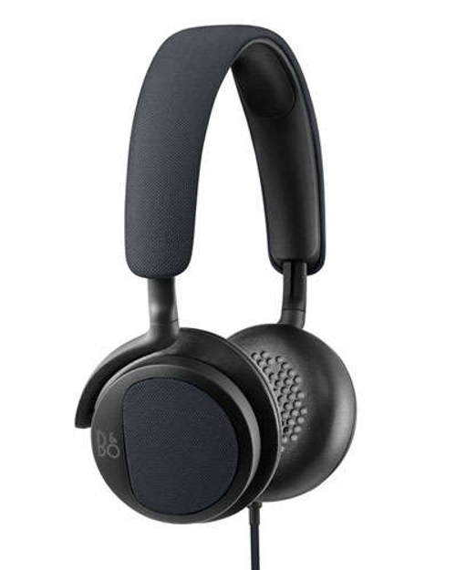 H2 Over-Ear Headphones by B&O Play By Bang & Olufsen in Barely Lethal