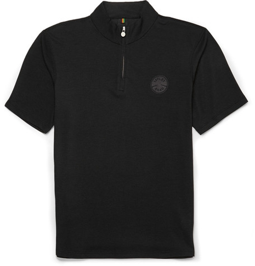 Dri-Release Half-Zip Running T-Shirt by Iffley Road in Horrible Bosses 2