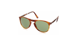 Men's PO9714S Sunglasses by Persol  in Gold