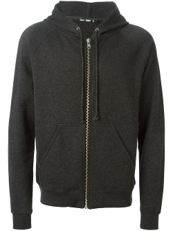 Zipped Hoodie by BLK DNM in The D Train