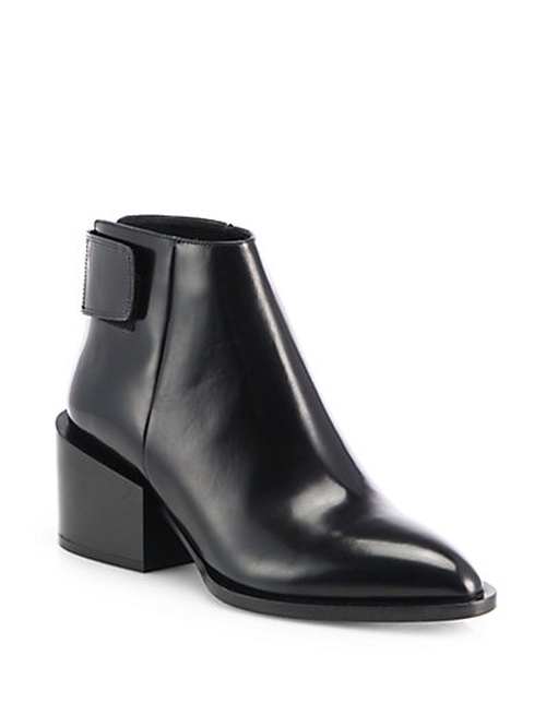 Laird Leather Ankle Boots by Vince in Frank Miller's Sin City: A Dame To Kill For