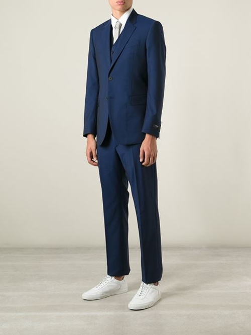Three Piece Suit by Paul Smith in Self/Less