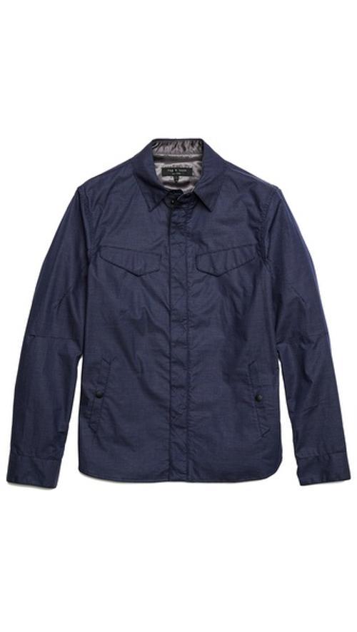 Borkett Shirt Jacket by Rag & Bone in Horrible Bosses 2