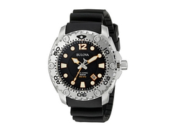Sea King Analog Watch by Bulova in Supergirl