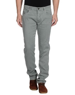 Button Closing Casual Pants by C.P. Company in The Hangover