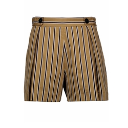 Pendy Striped Shorts by Sandro in The Bold Type