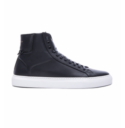 Knots High Top Leather Sneakers by Givenchy in Ballers