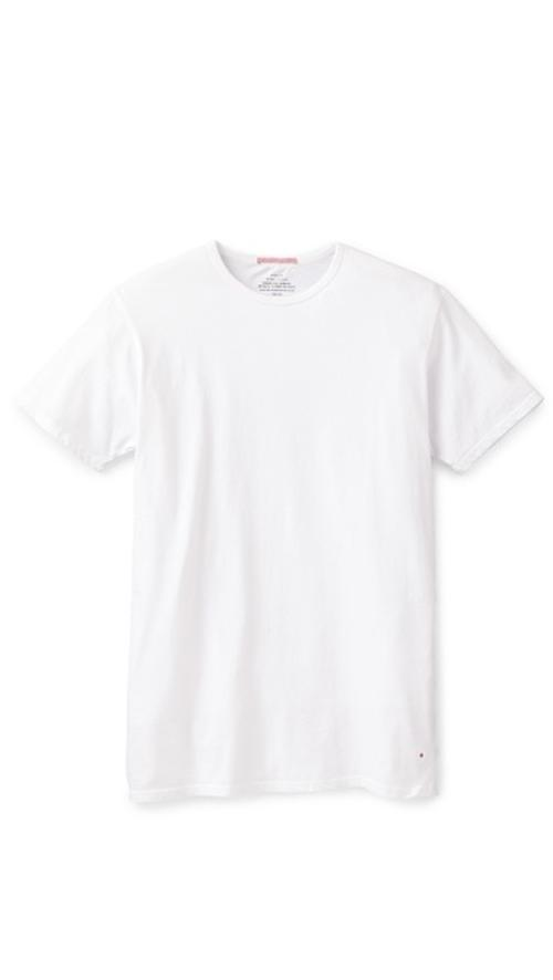 Crew Neck T-Shirt by Apolis in Unbroken