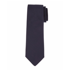 Grosgrain Solid Tie by Lanvin in Guilt