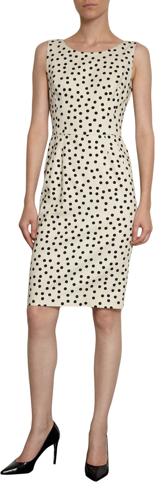 Polka Dot Tank Dress by Dolce & Gabbana in The Other Woman