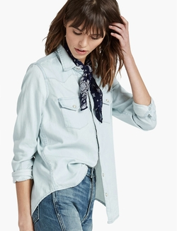 Classic Western Shirt by Lucky Brand in Fuller House