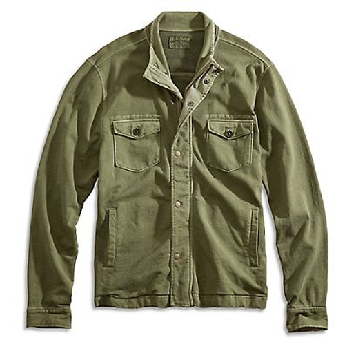 Military Jacket by Lucky Brand in Poltergeist