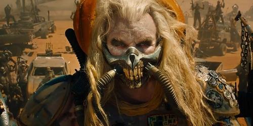 Custom Made Immortan Joe Costume by Jenny Beavan (Costume Designer) in Mad Max: Fury Road