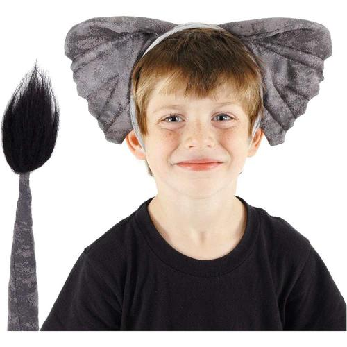 Elephant Ears & Tail Set by Elope in Neighbors