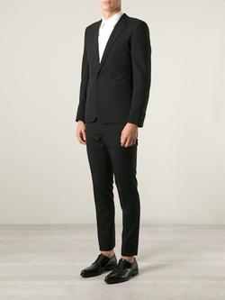 Slim Fit Two-Piece Suit by Saint Laurent in Suits