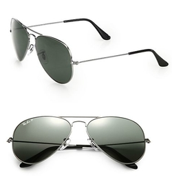 Aviator Sunglasses by Ray-Ban in The Choice