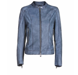 L-Lory Leather Jacket by Diesel in Shadowhunters