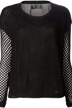 Mesh Top by Religion in If I Stay