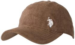 Men's Ultrasuede Hat by U.S. Polo Assn. in Into the Storm