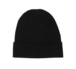 Men's Rib-Knit Beanie by Barneys New York in Creed