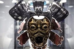 Customize Geisha Mask by Kurt and Bart (Costume Designer) in Ghost in the Shell