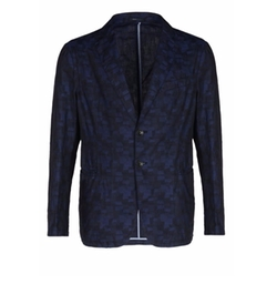 Two-Button Camouflage Jacket by Armani Collezioni in Shadowhunters