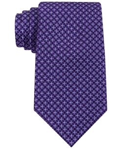 Micro Neat Tie by Tommy Hilfiger in The Good Wife