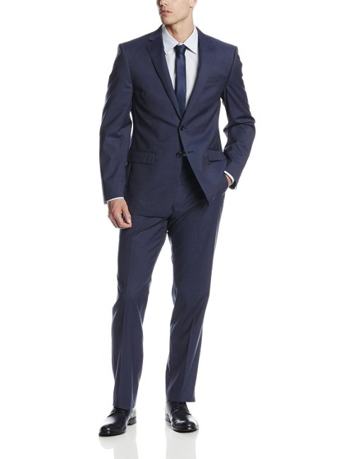 Men's Palmer 21 Suit by T Tahari in The Secret Life of Walter Mitty