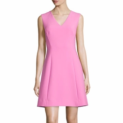 Sleeveless A-Line Dress by Kate Spade New York in Scream Queens