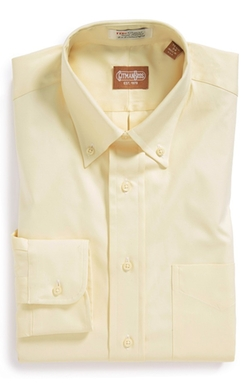 Button Down Dress Shirt by Gitman in The Best of Me