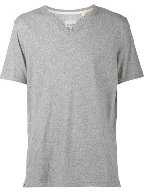 V-neck T-shirt by Rag & Bone in That Awkward Moment