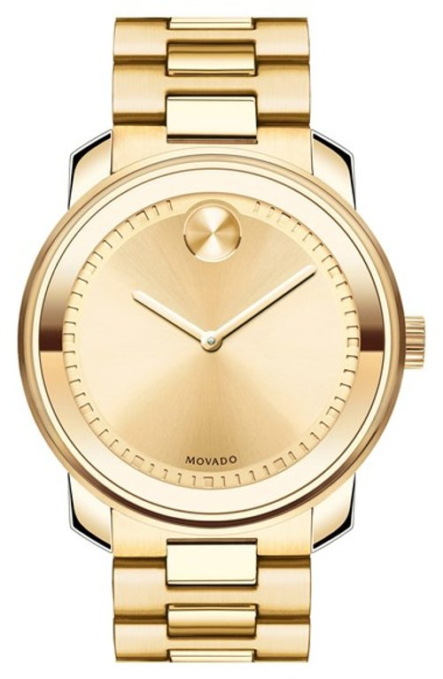 Bold Bracelet Watch by Movado in Begin Again