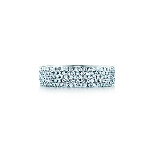 Five-Row Ring by Tiffany & Co. in Top Five