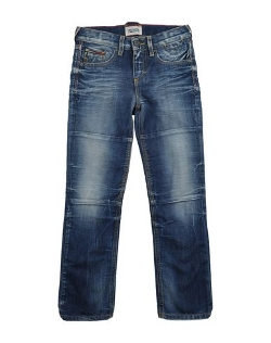 Mid Rise Denim Pants by Tommy Hilfiger Denim in The Visit