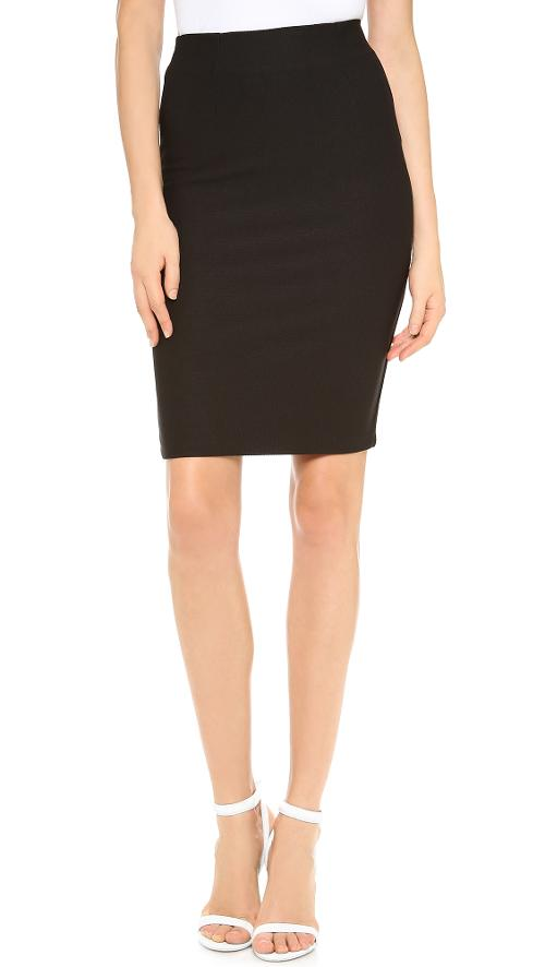 Rock Ridge Knee Length Skirt by AQ/AQ in This Is Where I Leave You
