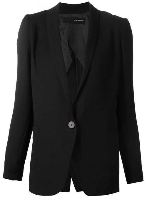 Shawl Collar Blazer by Isabel Benenato in The Good Wife