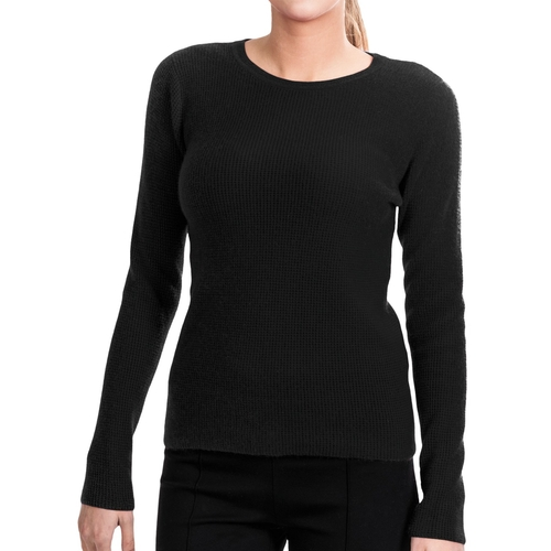 Cashmere Thermal Sweater by Lauren Hansen in Chelsea
