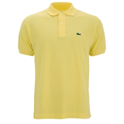 Short Sleeve Pique Polo Shirt by Lacoste in Everybody Wants Some